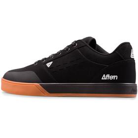 Afton Shoes Keegan Flatpedal Shoes Men Black/Gum